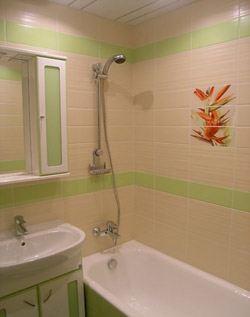 Ремонт ванной в Краснокамске