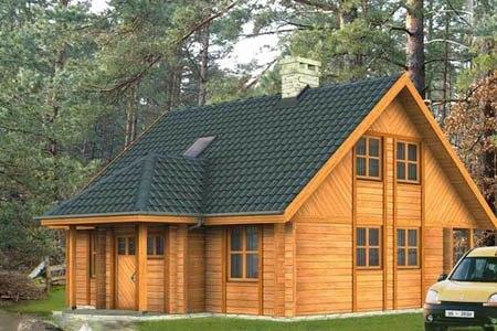 дома на основе деревянного каркаса г.Краснокамск