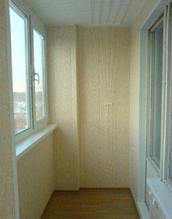 ремонт лоджий в Краснокамске