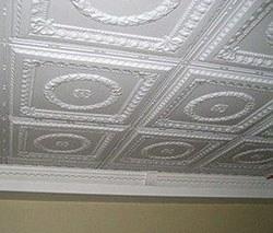 Потолочная плитка г.Краснокамск, плитка на потолок