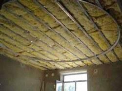 Утепление потолка в Краснокамске. Утеплить потолок г.Краснокамск